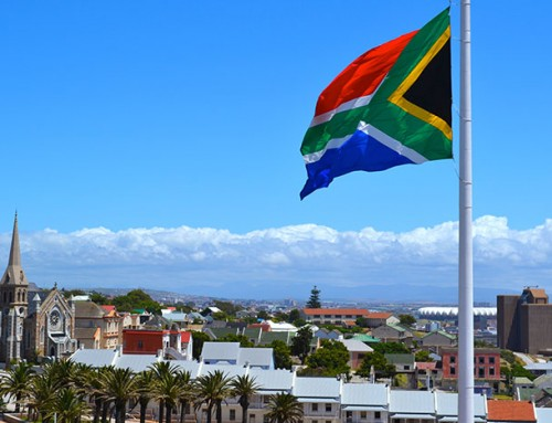 Port Elizabeth – Donkin Flag Pole